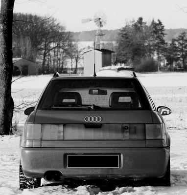 Audi RS2 VII