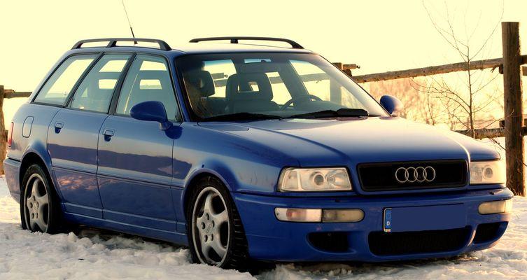 Audi RS2 VIII