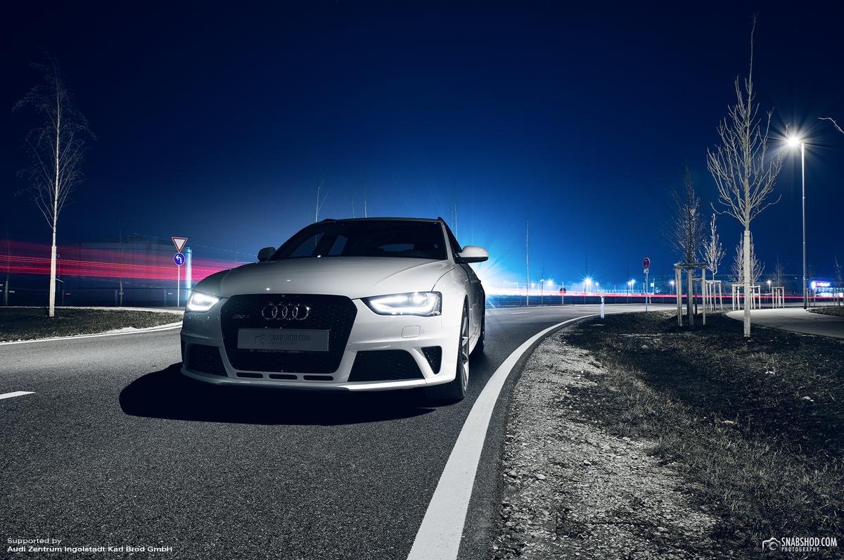 Audi RS4 Avant #4