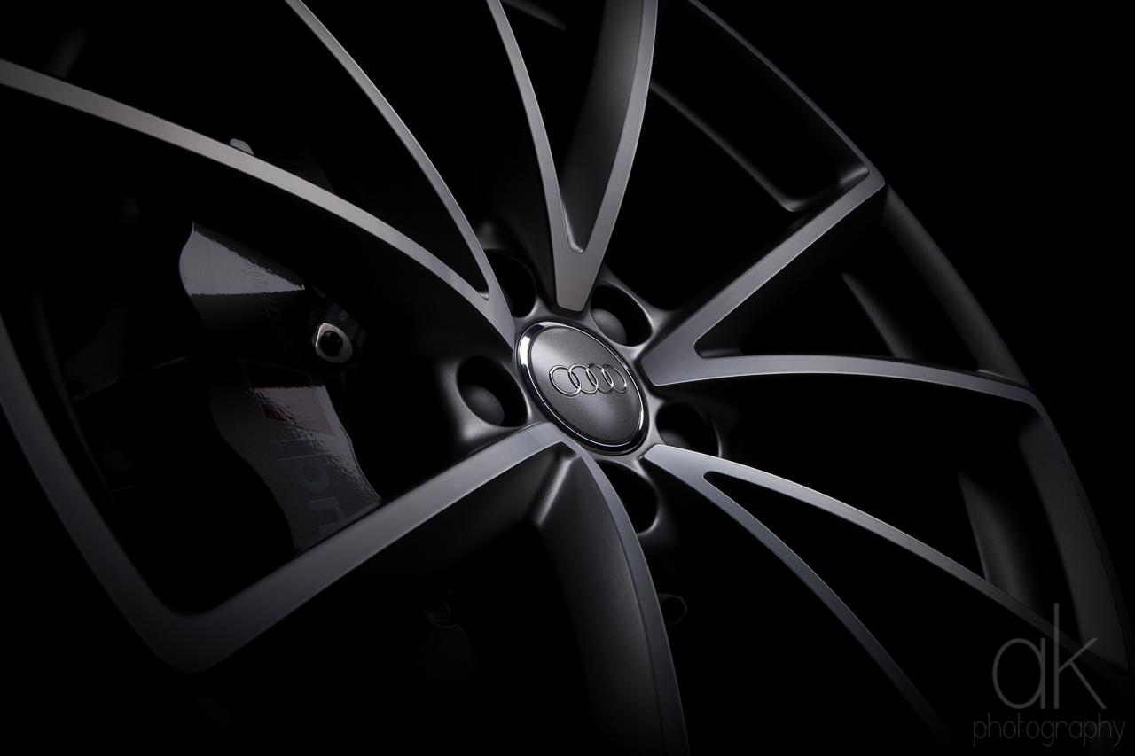 Audi RS4 B8 Felge