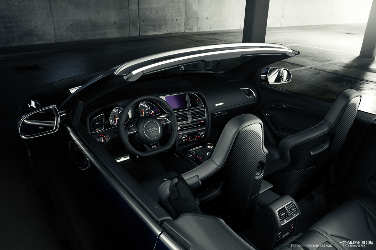Audi RS5 Cabrio / Convertible #2