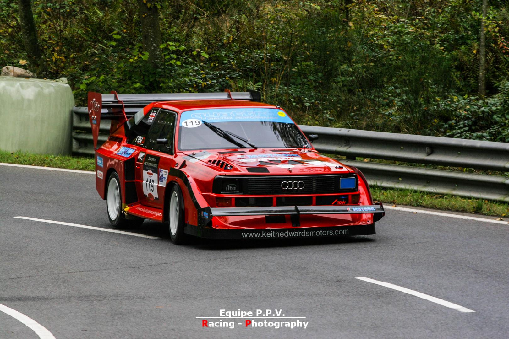 Audi S1 Quattro - FIA Hill Climb Masters / Eschdorf (LUX)