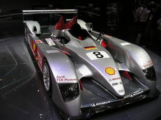 Audi - Salon de l'auto 2006