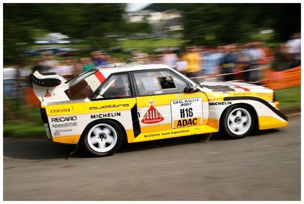Audi Sport Quattro Evo 2