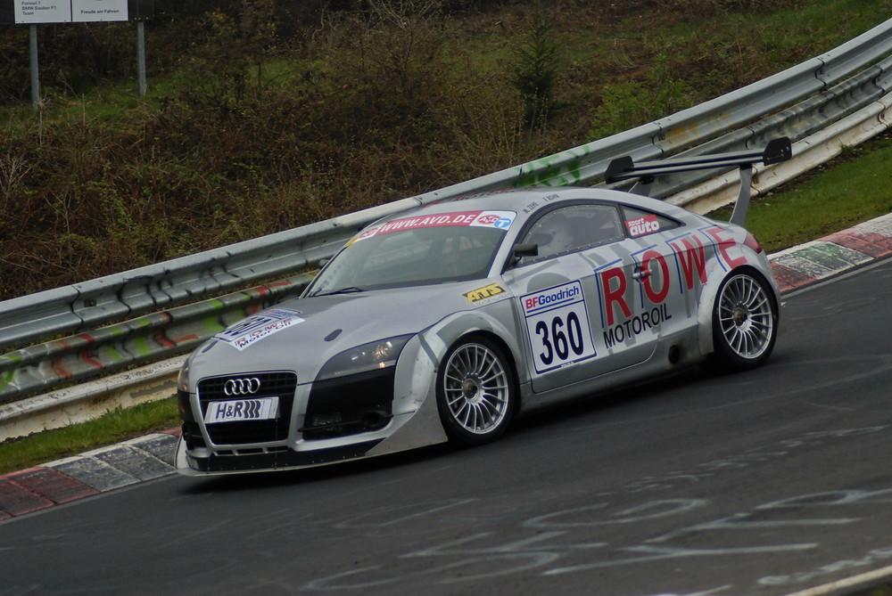 Audi TT...