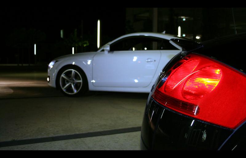Audi TT Details :)