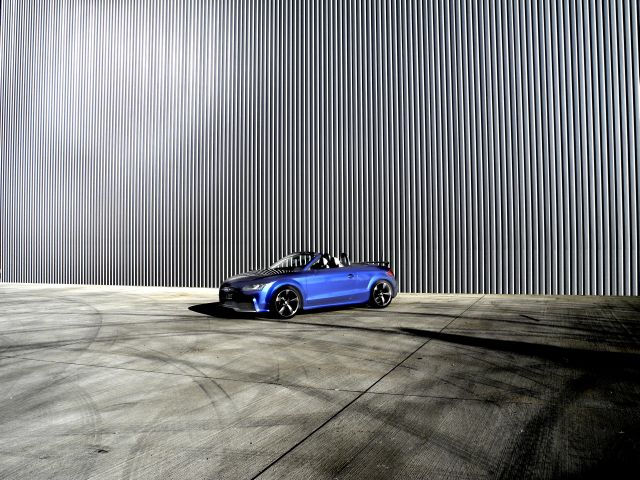 Audi TT RS roadster plus