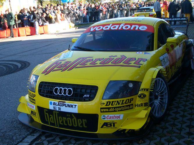Audi TT von ABT - Sportsline aus der DTM