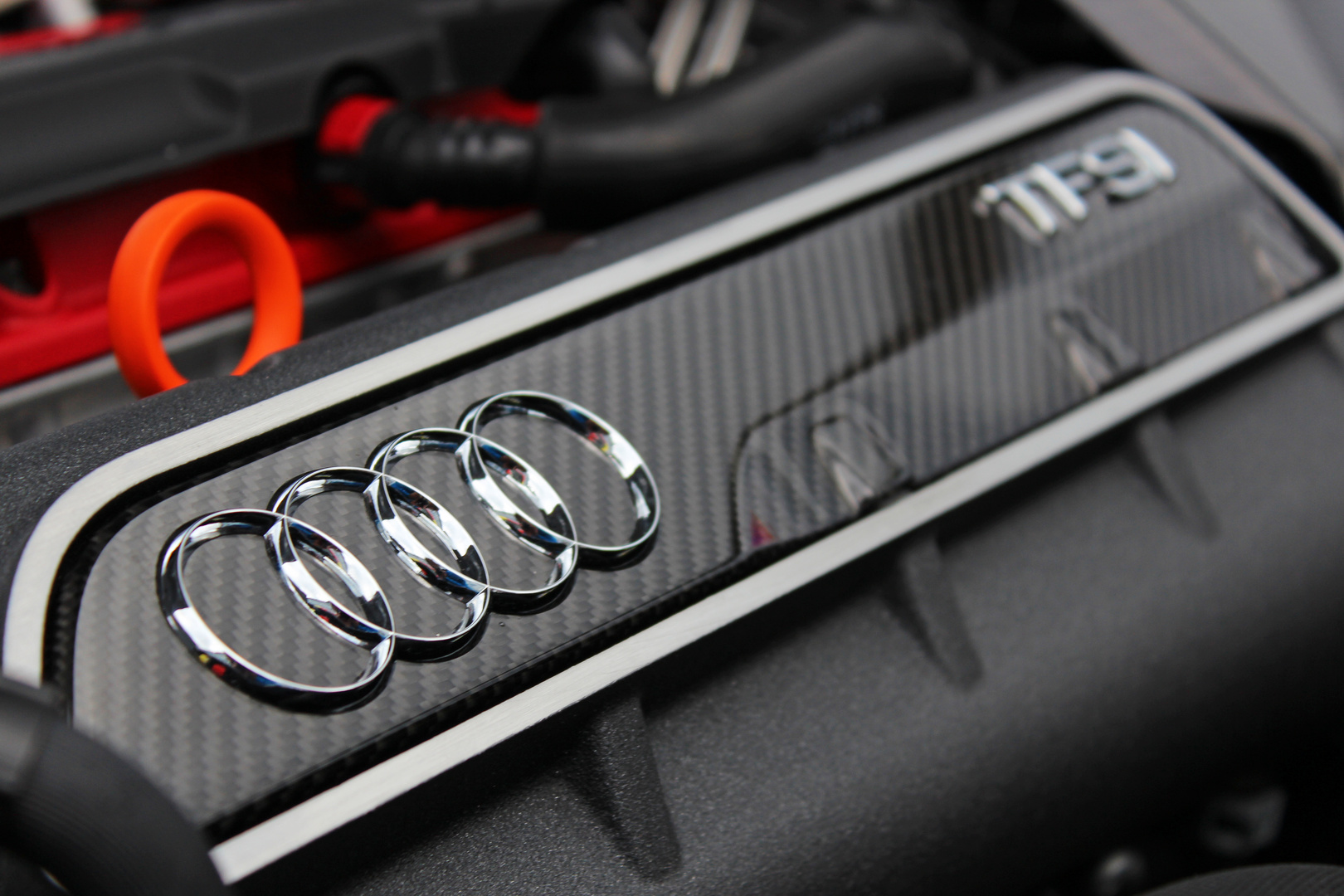 Audi TTRS Motor TFSI