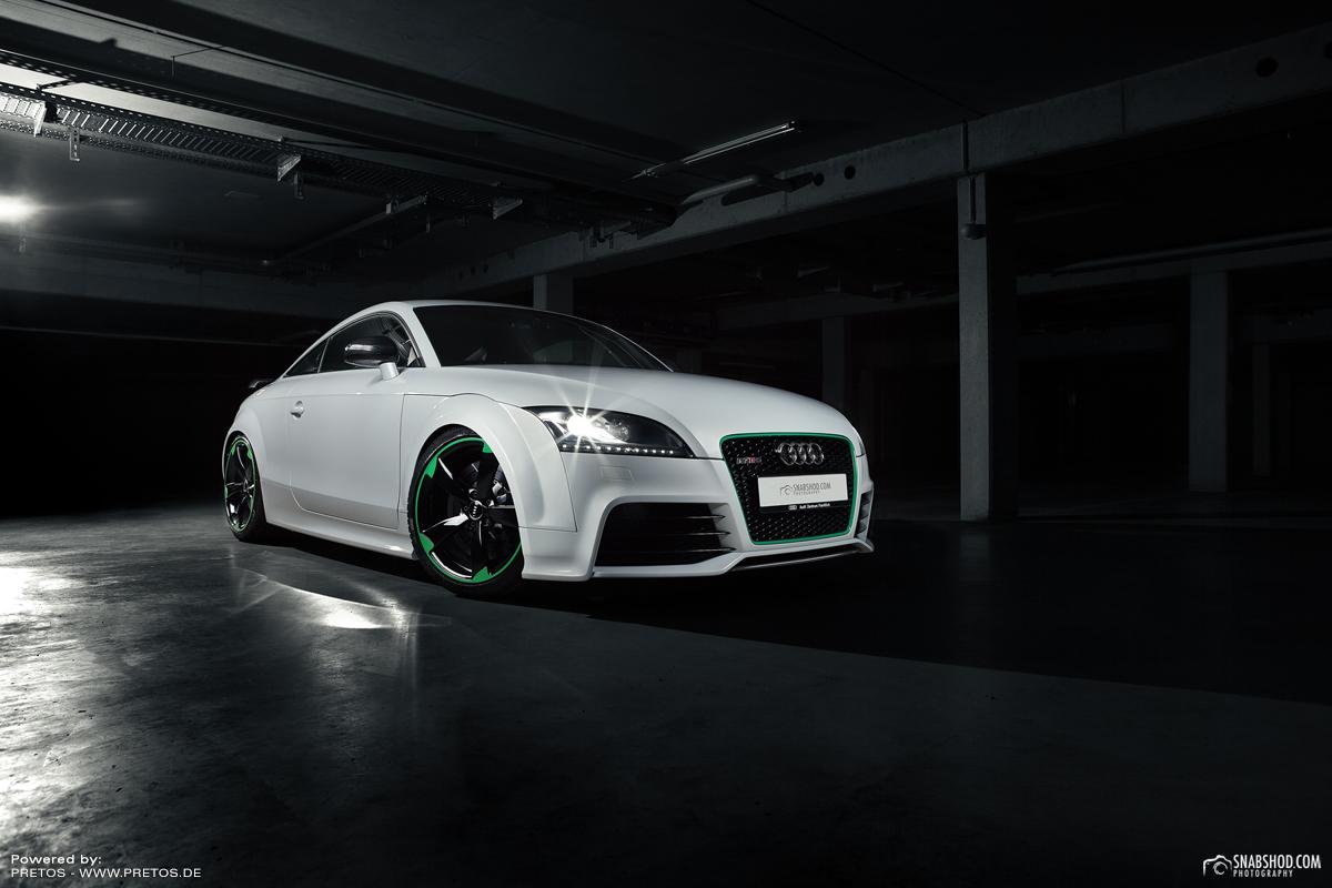 Audi TTRS von Klaus Eichinger by PRETOS