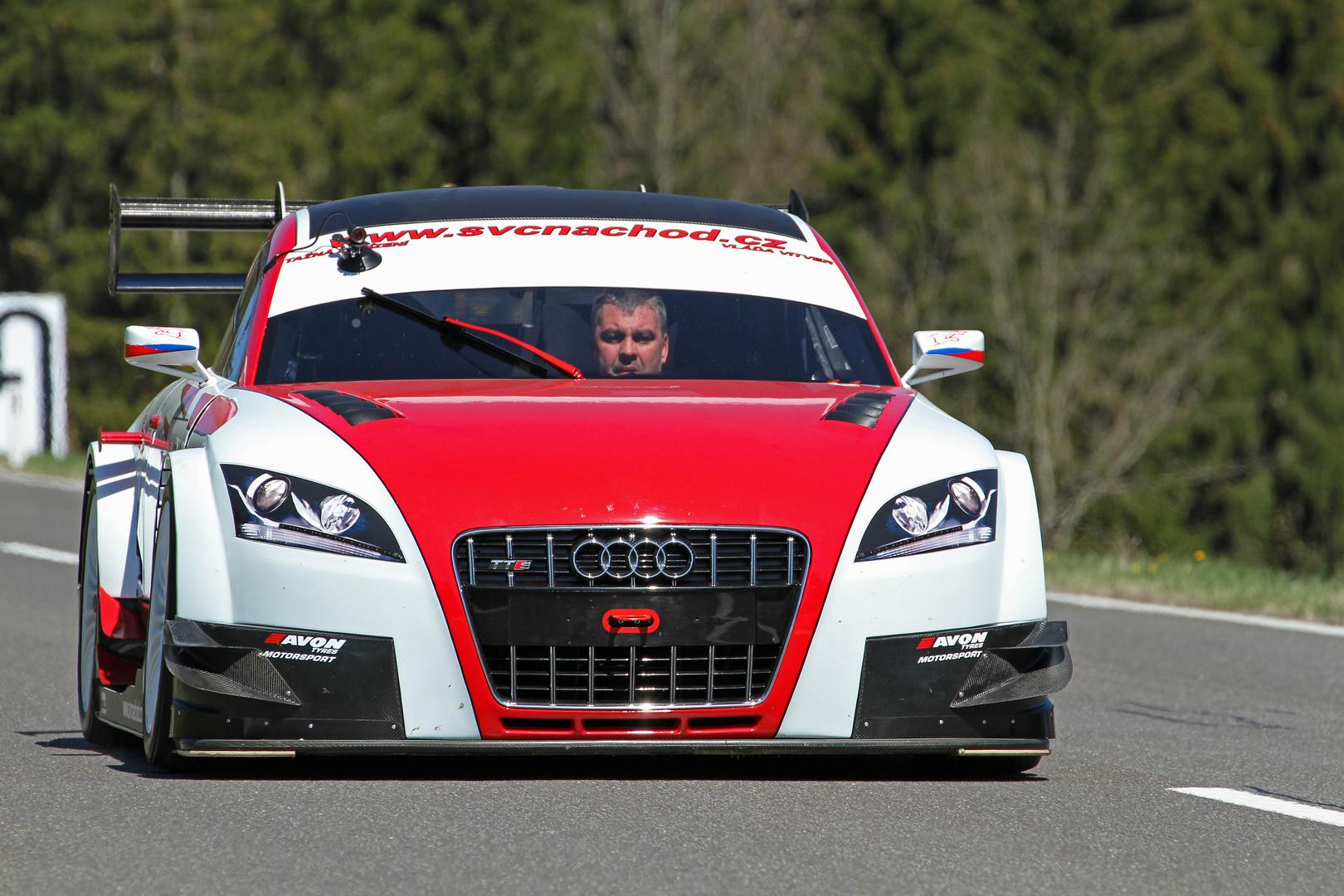 Audi WTTR