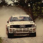 Audi Youngtimer Rallye Team