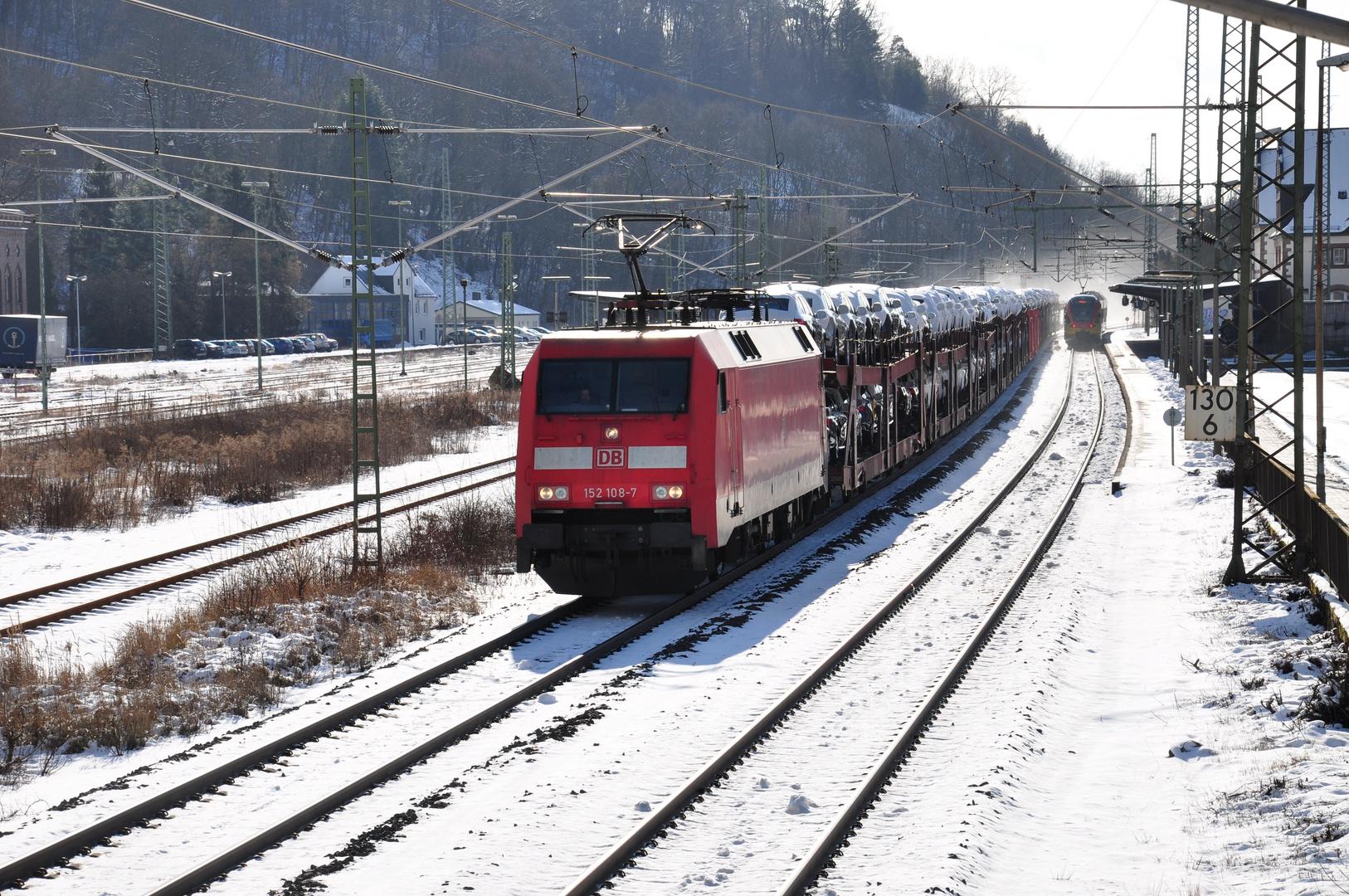 Audi-Zug