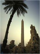 ..Audienz bei Amun in Karnak