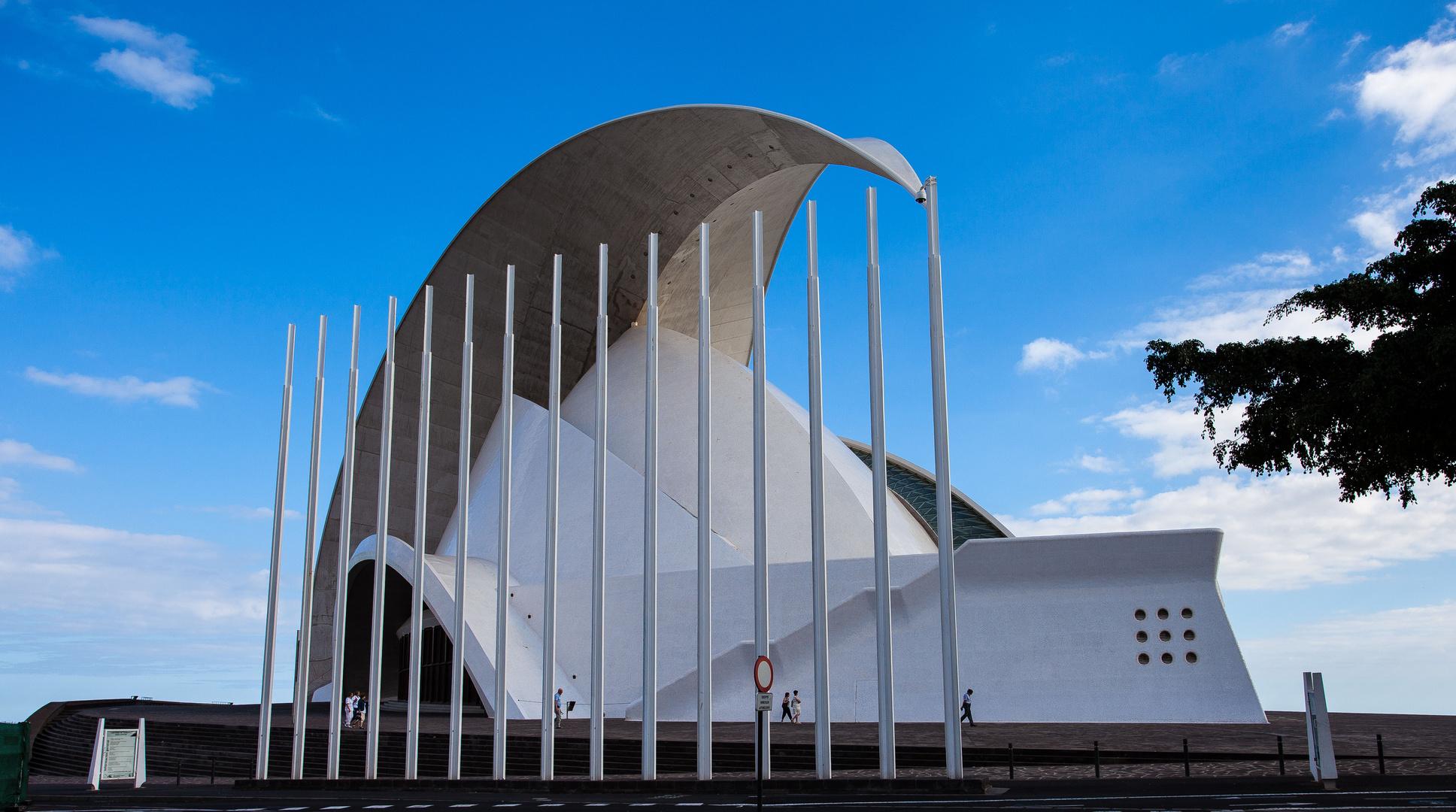 Auditorio - Santiago Calatrava
