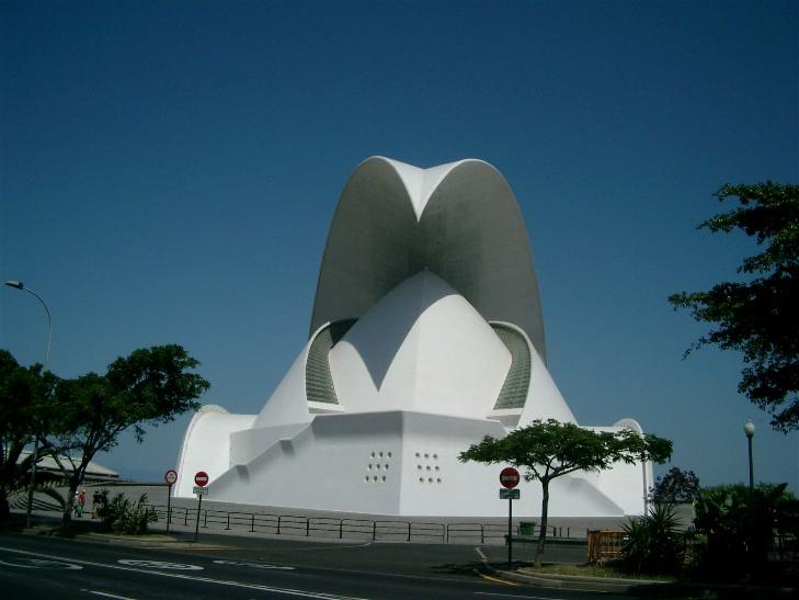 Auditorium von Santa Cruz