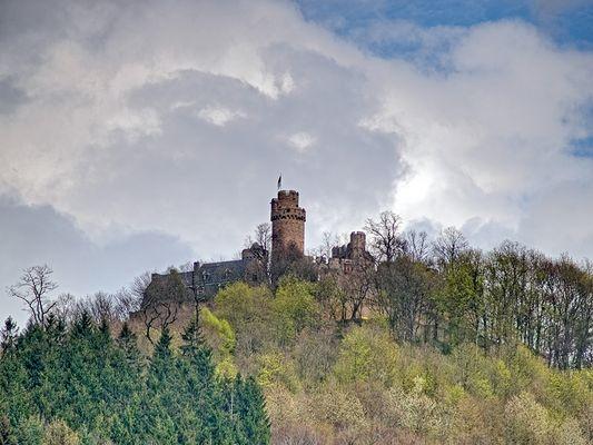 Auerbacher Schloß bei Bensheim/Auerbach