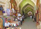 Auf dem Basar in Bukhara