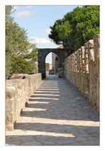 Auf dem Castelo de São Jorge