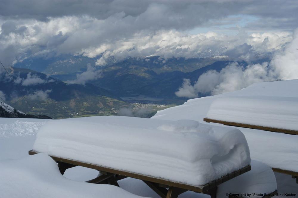 Auf dem Gipfel, Österreich