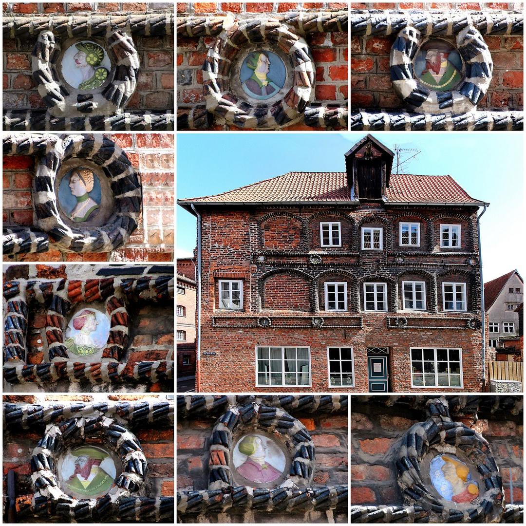 Auf dem Kauf in Lüneburg