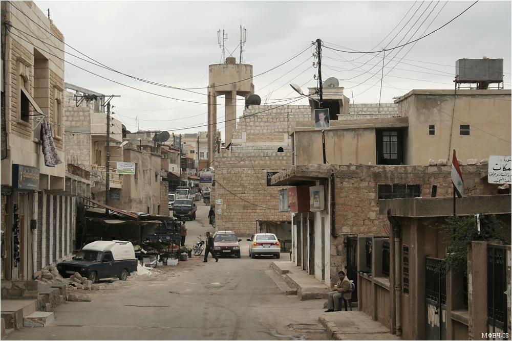 Auf dem Lande... (Syrien 13)
