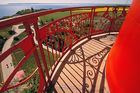 Auf dem Leuchtturm v. Kap Arkona - Insel Rügen