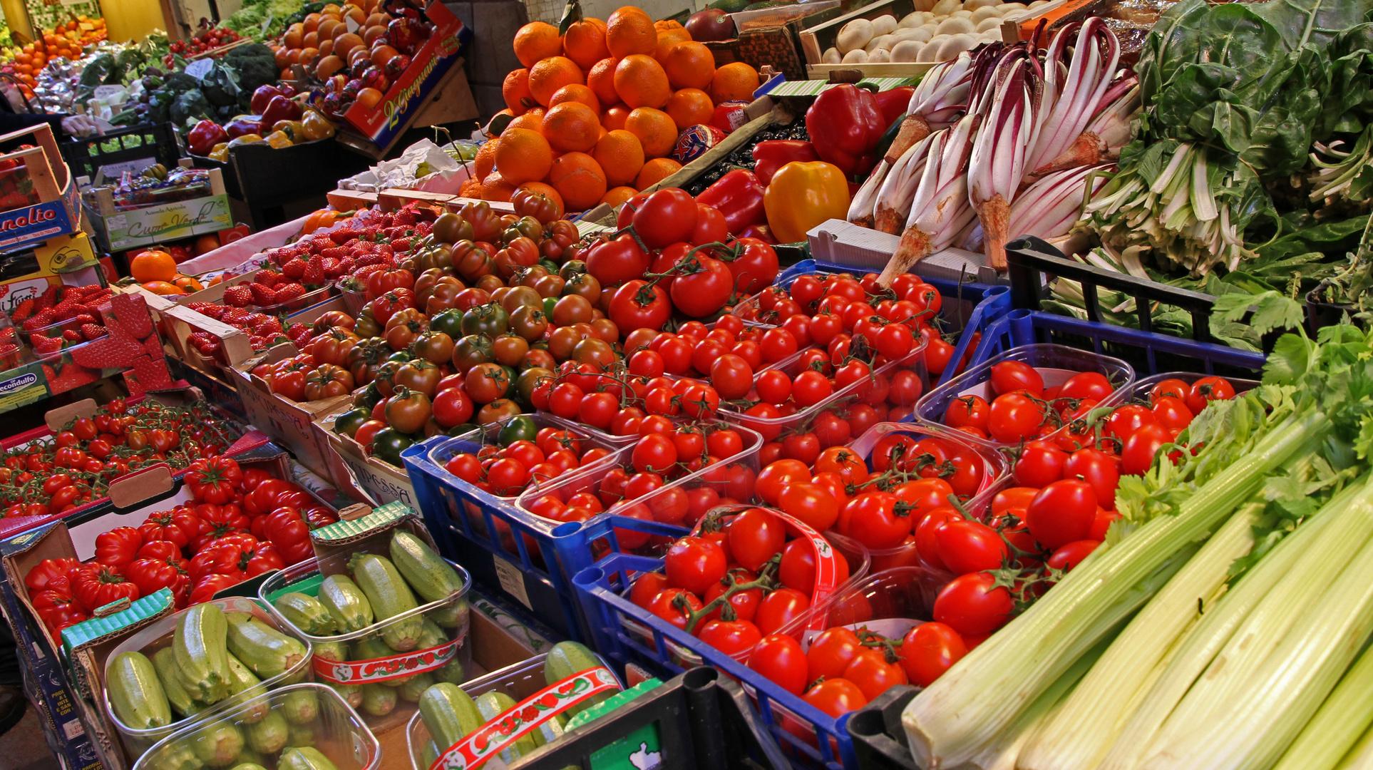 Auf dem Markt I