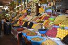 auf dem Markt von Meknes