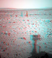 Auf dem Mars nix los?