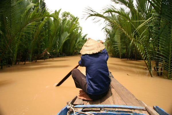 auf dem Mekong 2