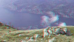 Auf dem Monte Baldo am Lago di Garda