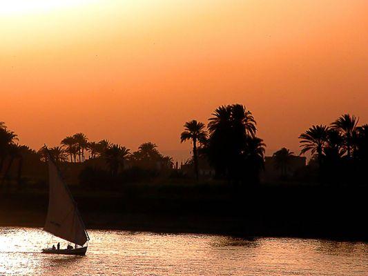 Auf dem Nil - Ägypten 9