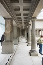 Auf dem Pergamonaltar