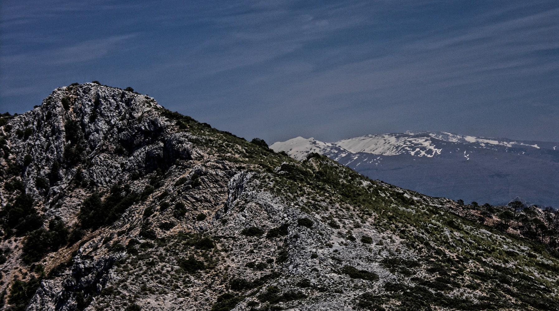 Auf dem Pico del Cielo 4