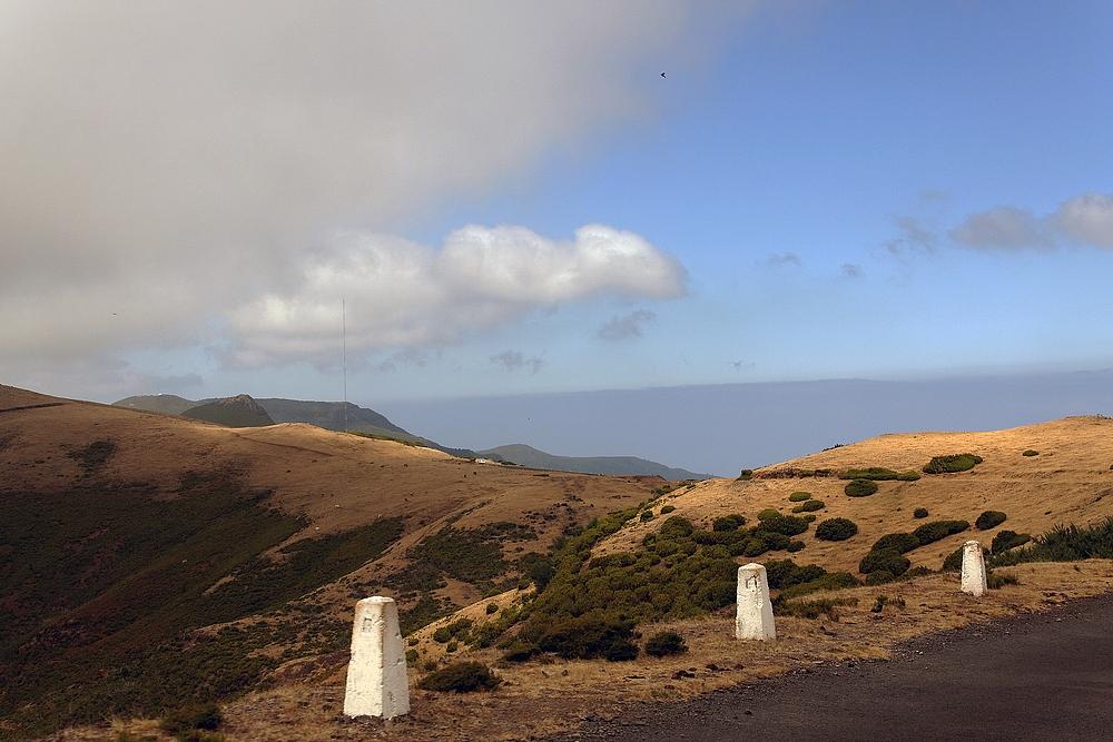 Auf dem Plateau Paul da Serra