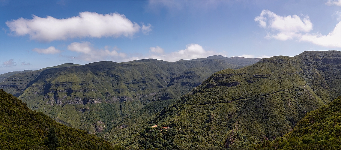 Auf dem Plateau Paul da Serra II