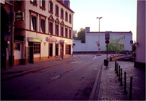 Auf dem Rhein #3 - Hommage à A.