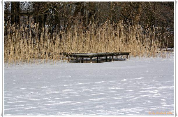 Auf dem Siethener See 2
