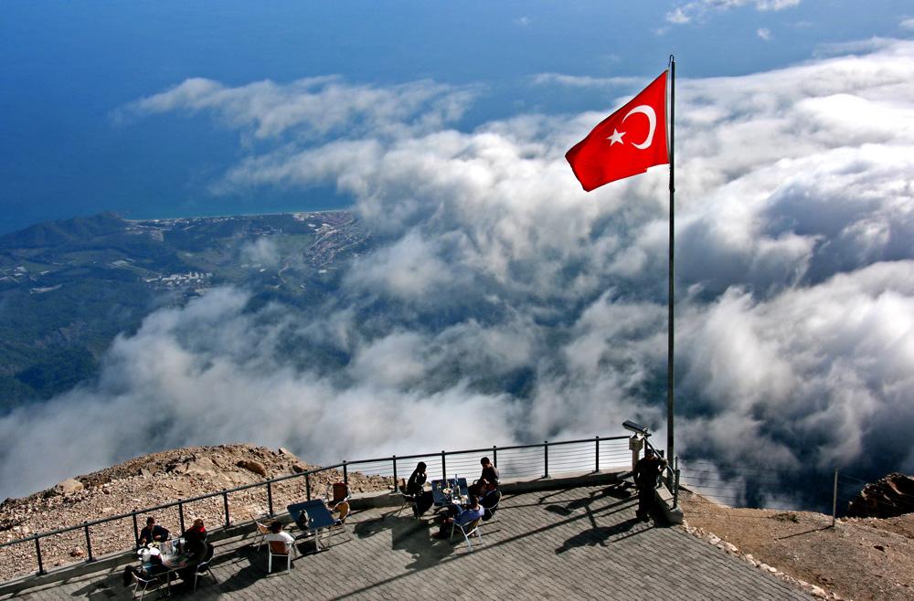 Antalya Cable Car Price