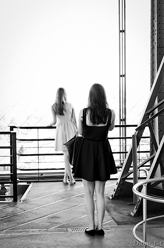Auf dem Turm