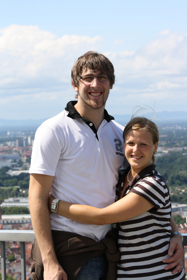auf dem Turmberg