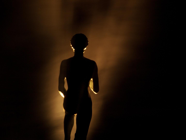 auf dem Weg ins Licht