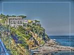 Auf dem Weg nach Capri