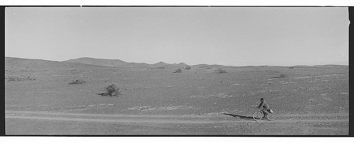 auf dem Weg nach Casablanca