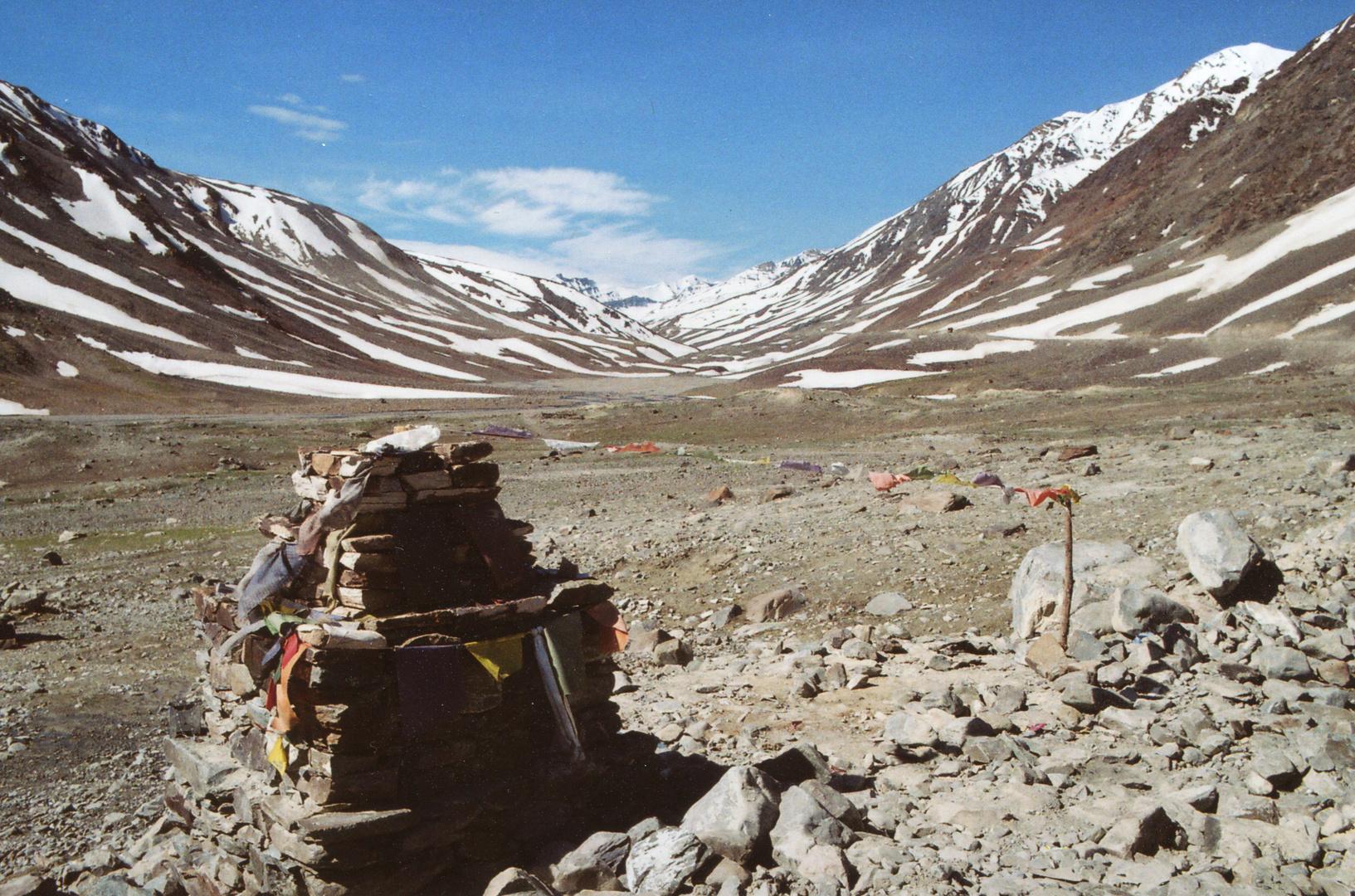 Auf dem Weg nach Leh , Himalaya