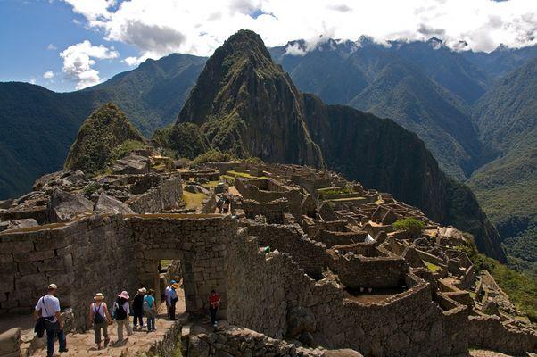 Auf dem Weg nach Machu Picchu - 2 -
