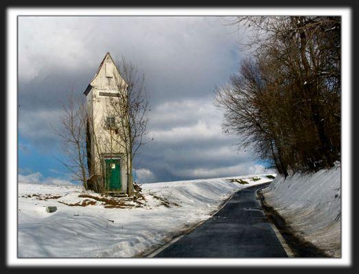 Auf dem Weg nach Maisbach