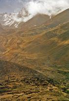 Auf dem Weg nach Nepal, Überland Tibet