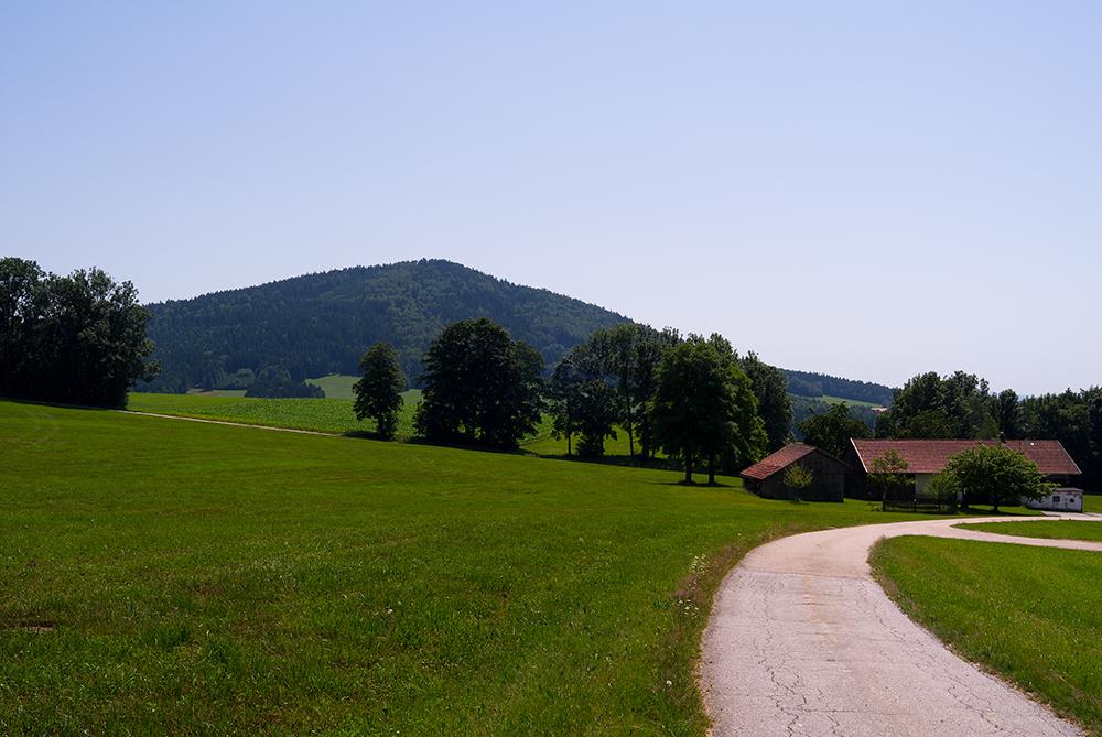 Auf dem Weg nach Raßreuth